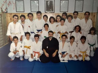 i miei allievi judo