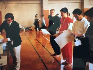 Kodachi Goshindo a Saitama - Campionati di prefettura