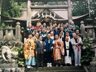 L_Italian Chiudo Committee in Giappone a Saitama