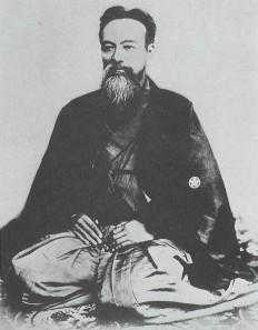Yamaoka Tesshu (1836-1888)